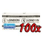 Durex London Wet 100 pack