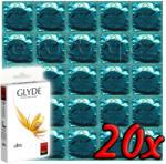GLYDE Ultra - Premium Vegan Condoms 20 pack