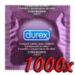 Durex Elite 1000 pack