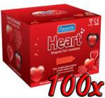 Pasante Hearts 144 pack