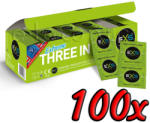 EXS Condoms Extreme 3in1 100 pack