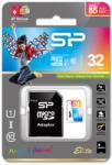 Silicon Power microSDHC Elite 1 32GB C10/UHS-I SP032GBSTHBU1V20-SP