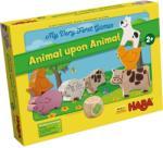 HABA Primele mele jocuri: Piramida animalelor