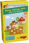 HABA Primele mele jocuri: De-a v-aţi ascunselea cu animalele de la fermă
