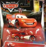 Mattel Verdák kisautók - Lightning McQueen