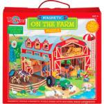 Creative Kids Farmos mágneses úti kirakó 50 db-os (422K)