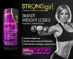 StrongGirl Smart Weight Loss - 120 caps