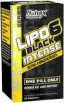 Nutrex Lipo 6 Black Intense Ultraconcentrate - 60 caps
