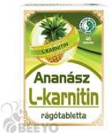 Dr. Chen Ananas + L-Carnitine - 40 caps