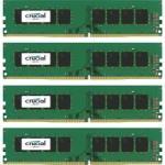 Crucial 64GB (4x16GB) DDR4 2400MHz CT4K16G4DFD824A