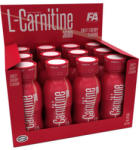 FA Engineered Nutrition L-Carnitine 3000 - 12x100ml