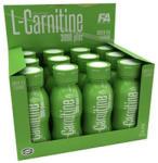 FA Engineered Nutrition L-Carnitine 3000 Plus - 12x100ml