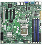 Supermicro X8SIL-V Alaplap