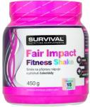 SURVIVAL Fair Impact Fitness Shake - 450g