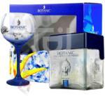 Botanic Premium Gin 40% 0.7L - pohárral, díszdobozban