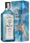 Bombay Sapphire London Dry Gin 40% 0.7L - díszdobozban 2.