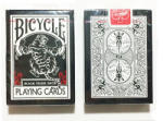 The United Stated Playing Card Company Bicycle Black Tiger