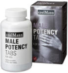 coolMann Male Potency Tabs - loveisland - 189,00 RON