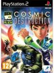 D3 Publisher Ben 10 Ultimate Alien Cosmic Destruction (PS2) Játékprogram