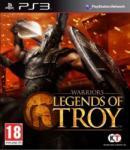 Koei Warriors Legends of Troy (PS3) Játékprogram