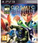 D3 Publisher Ben 10 Ultimate Alien Cosmic Destruction (PS3) Játékprogram