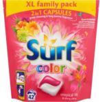 Surf Color Tropical mosókapszula 42db