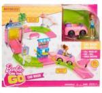 Mattel Barbie - On The Go - Autómosó játékszett