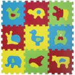 Ludi Szivacs szőnyeg puzzle - állatok