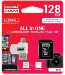 GOODRAM microSDXC 128GB C10 M1A4-1280