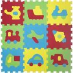 Ludi Szivacs szőnyeg puzzle - közlekedés