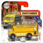 Mattel Matchbox - Service - Chow Mobile kisautó