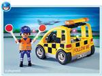 Playmobil Follow me! beállító gépkocsi (4319)
