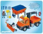 Playmobil Útépítő gép (4046)