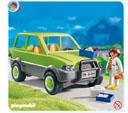 Playmobil Állatorvos terepjáróval (4345)