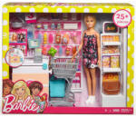 Mattel Barbie - Szupermarket szett (FRP01)