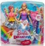 Mattel Barbie - Dreamtopia - Átalakítható baba szett
