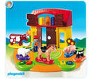 Playmobil Interaktív 1.2.3 farmgazdaság (6766)