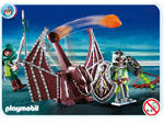 Playmobil Sárkányvadászok tűzhajítója (4840)