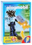 Playmobil Templomőr narancssárga fényfegyverrel (4849)