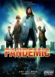 Z-Man Games Pandemic The Board Game (PC) Játékprogram