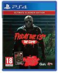 Gun Media Friday the 13th The Game [Ultimate Slasher Edition] (PS4) Játékprogram