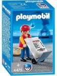 Playmobil Dokkmunkás görgős anyagmozgató (4475)