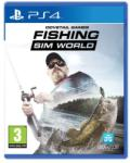 Dovetail Games Fishing Sim World (PS4) Játékprogram