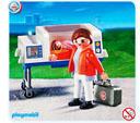 Playmobil Klinikai szülész inkubátorral (4225)