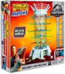 Mattel Jurassic World: Tumblin Raptors (FLK75) Joc de societate