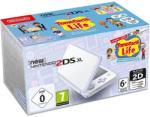 Nintendo New 2DS XL + Tomodachi Life Конзоли за игри