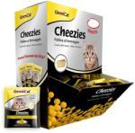 GimCat Cheezies Snack Tablete cu brânză 10 g