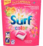 Surf Color Tropical mosókapszula 14db