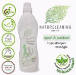 NATURCLEANING Sport & Outdoor hypoallergen mosógél 1 L