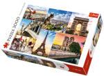 Trefl Párizs varázsa 3000 db-os (33065)